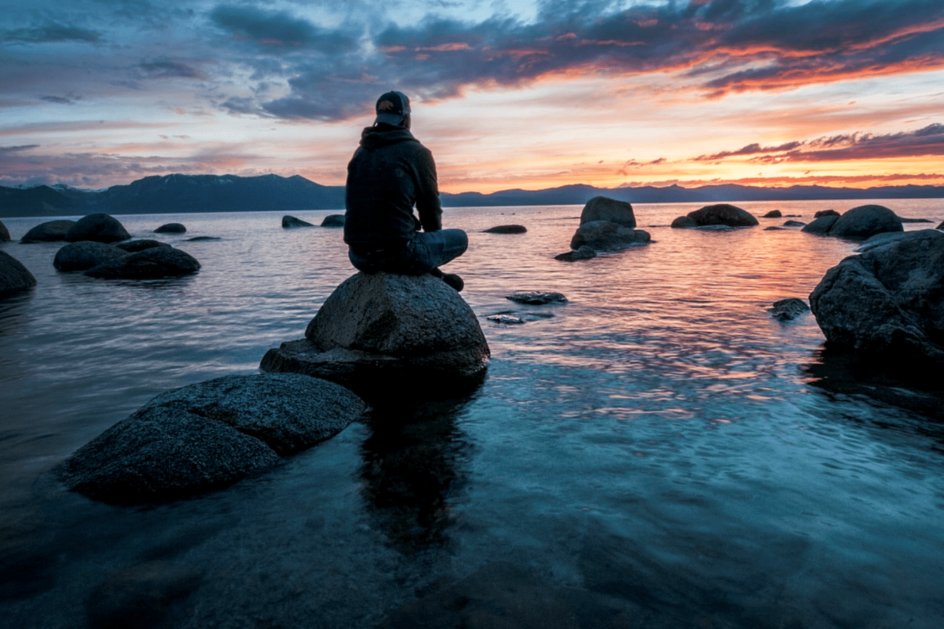 meditation in sales