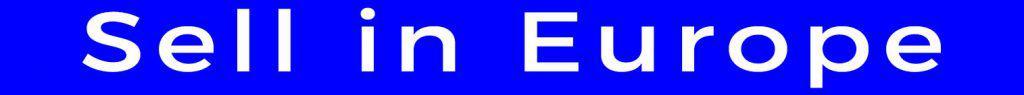 Sales Agency Europe